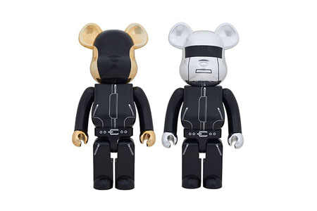 玩具热潮来袭! Daft Punk暴力熊释放摇滚魅力
