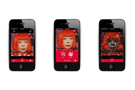 """路易威登再携手""""波点太后""""  首波iPhone apps面世"""