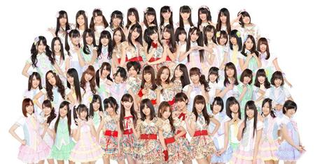 谁是新一代ACE? AKB48总决选投票开始