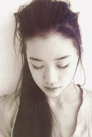 森女代表 DOUBLE AOI——苍井优