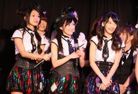 AKB48总决选 柏木由纪暂列第二 赶超有望