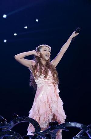 安室奈美惠5大巨蛋公演 歌曲由粉丝投票决定