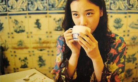 森女代表DOUBLE AOI——苍井优