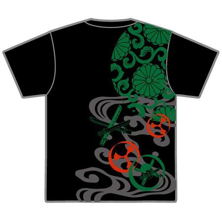 不可多得的珍藏版 ONE PIECE和风T恤