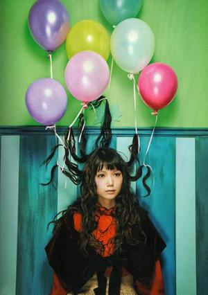 森女代表DOUBLE AOI——宫崎葵