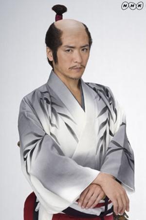 人气排行榜 谁是最有织田信长范儿的演员?