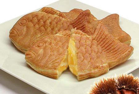 日本鲷鱼烧大全