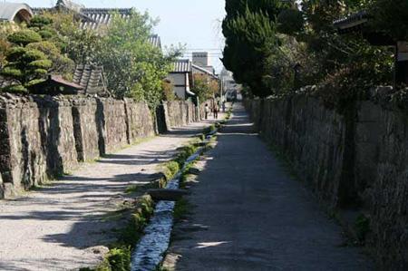 长崎南部世外桃源的岛原