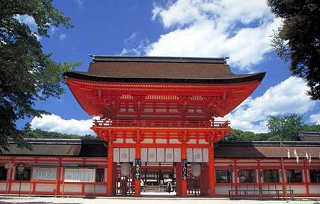 日本贺茂御祖神社