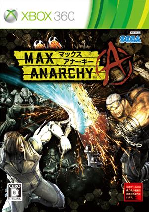 PS3/Xbox 360《MAX ANARCHY》5月31日推出体验版