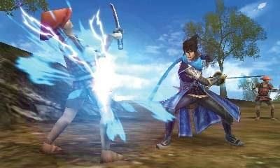 3DS《战国无双编年史2》9月13日发售
