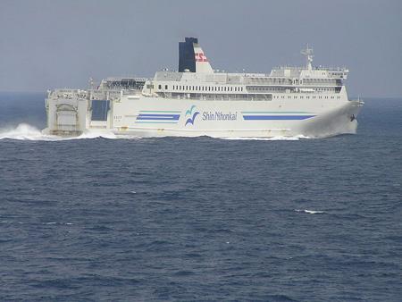 新日本海客轮