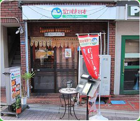 """曾引起话题的""""超爱日本""""咖喱店在原宿开设第二家店"""