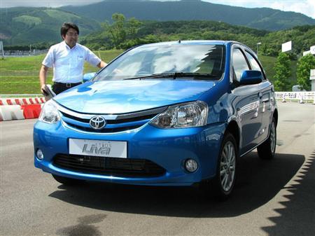 丰田将向新兴国家投入8款新车型
