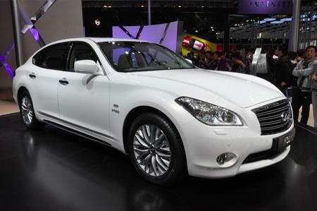 东风襄阳工厂将生产两款英菲尼迪汽车