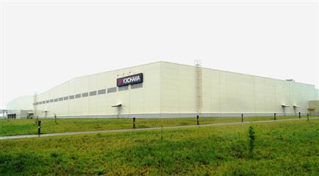 横滨橡胶在俄罗斯建设汽车轮胎工厂