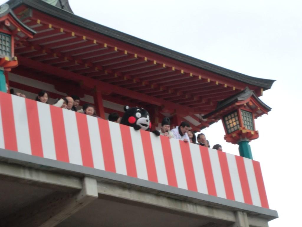 高桥稻荷神社初午大祭