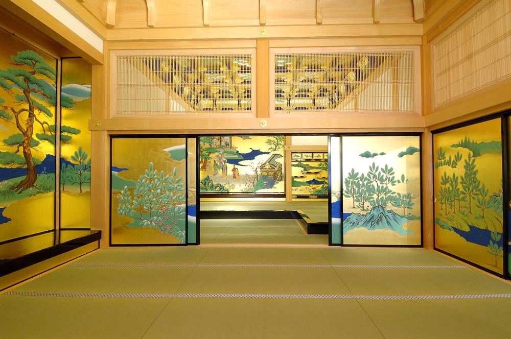 熊本城本丸御殿大广间
