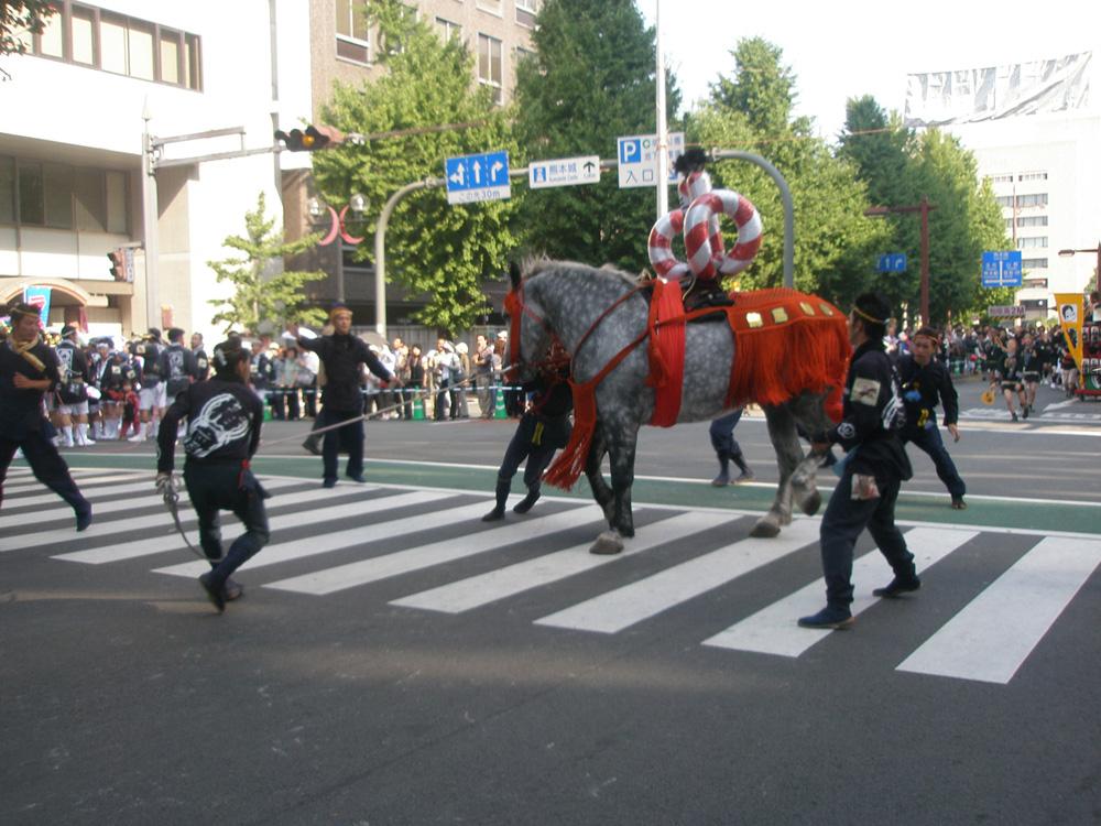 藤崎八旛宮秋季例大祭