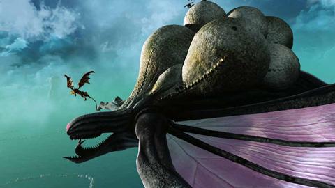 Xbox360空战新作《赤龙》宣布6月13日配信
