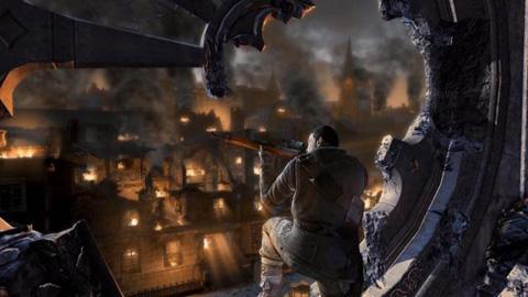 二战射击游戏《狙精英V2》日版8月9日发售