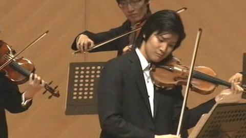 伊丽莎白王妃国际音乐比赛日本选手获第二名