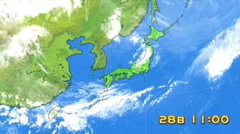 暴雨雷电或再起龙卷 东北到九州天气恶劣