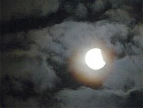 6月将有月偏食和金星凌日!天气将如何?