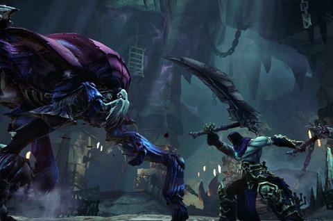 WiiU版《暗黑血统2》画面可与PS3/360媲美