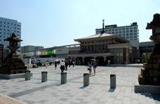雷人!奈良车站前公然猥琐?55岁男和71岁女被捕