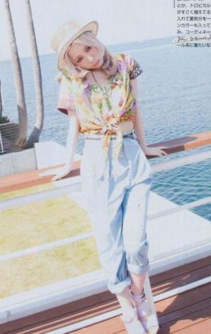 夏日时尚三法宝 帮你占领流行制高点