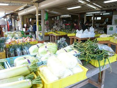 农产品直销所——生出宿里之站