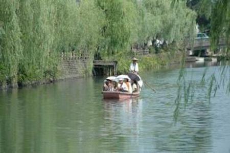 日本九州的水乡另有一番魅力