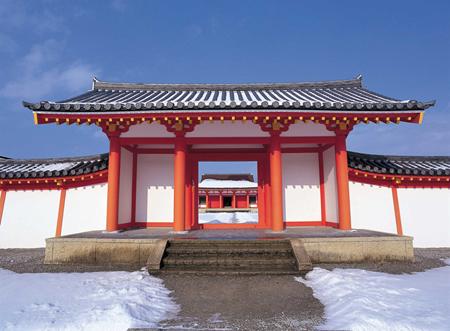 记忆中的日本文化历史名城