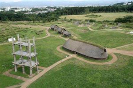 揭开日本绳纹时期的面纱—三内丸山遗迹