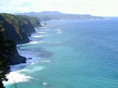富有变化的陆中海岸国立公园