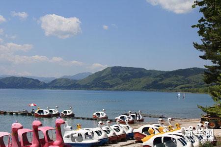 探索神秘的日本第一深湖——田泽湖
