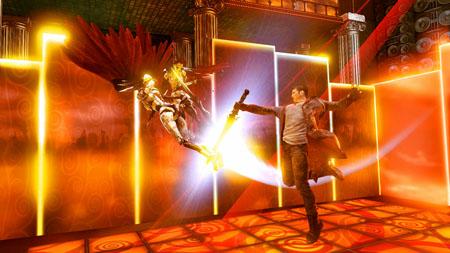 PS3/Xbox 360《鬼泣DMC》游戏预告片公开