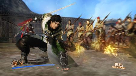 PS3《真三国无双6:帝国》9月20日发售