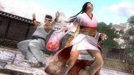 PS3/Xbox 360《死或生5》9月27日发售