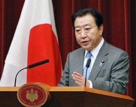 野田佳彦:将优先与自民党协商消费税增税法案
