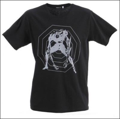11款EVA超酷T恤发售 初号机及第四使徒受瞩目