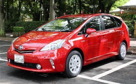 日本5月新车销量排名出炉 普锐斯12连霸