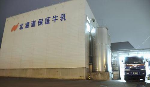森永乳业回收32万盒牛奶