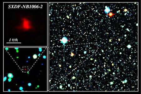 日本昴星天文望远镜发现最远新银河更新记录