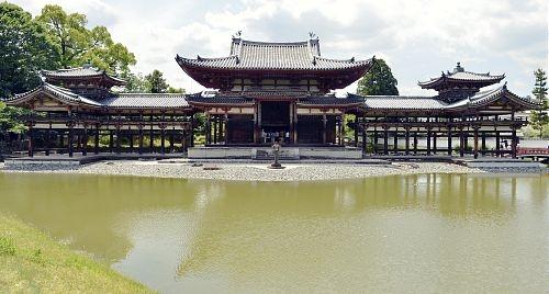 京都世界遗产平等院时隔半世纪9月将再度修复
