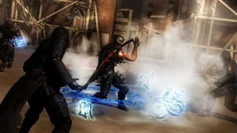 Wii U《忍者龙剑传3:刀锋》更快更难更暴力