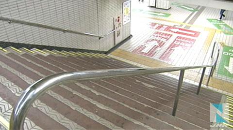 东电职员车站内偷拍高中女生裙子内部被捕