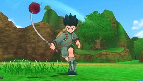 NBGI宣布PSP《全职猎人:奇迹冒险》9月发售