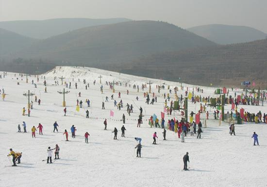 SKI JAM胜山